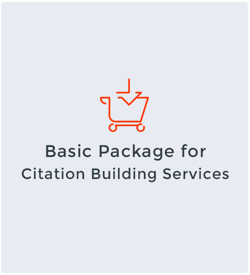 Basic Package for Citation Building Services
