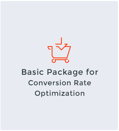 Basic Package for Conversion Rate Optimization