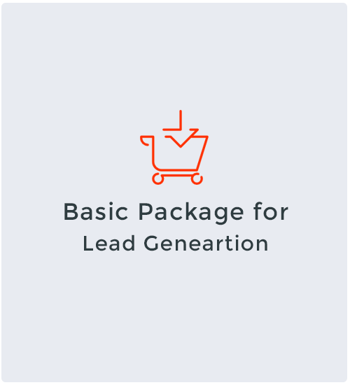 Basic Package for Lead Geneartion