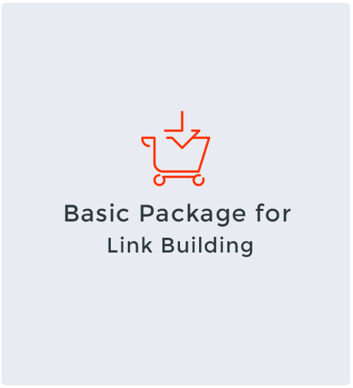 Basic Package for Link Building