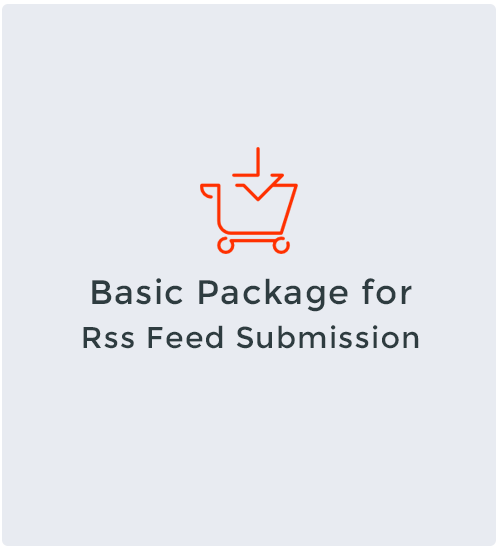 Basic Package for Rss Feed Submission
