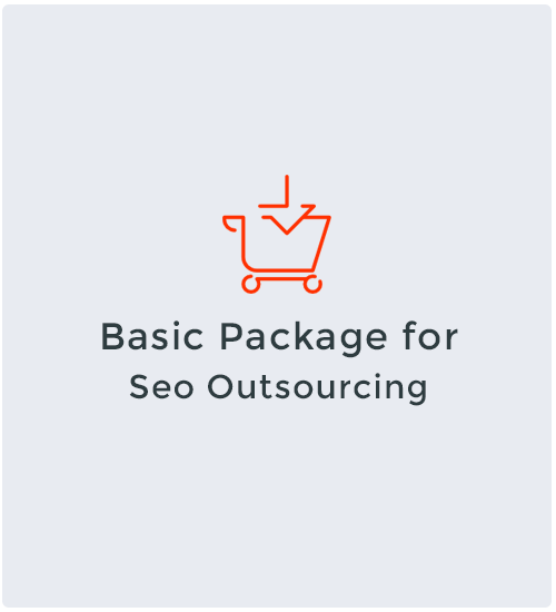 Basic Package for Seo Outsourcing