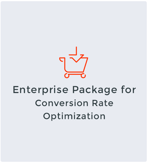 Enterprise Package for Conversion Rate Optimization