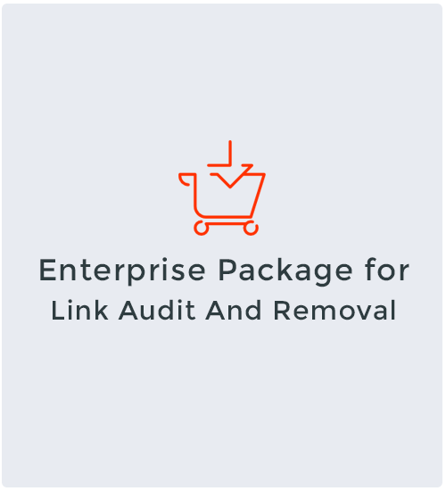Enterprise Package for Link Audit And Removal