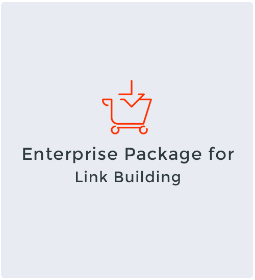 Enterprise Package for Link Building
