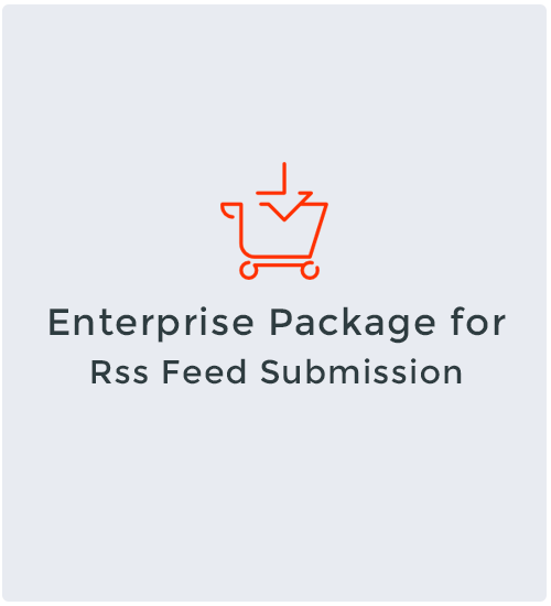 Enterprise Package for Rss Feed Submission