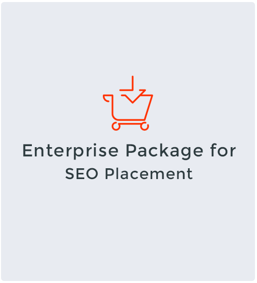 Enterprise Package for SEO Placement