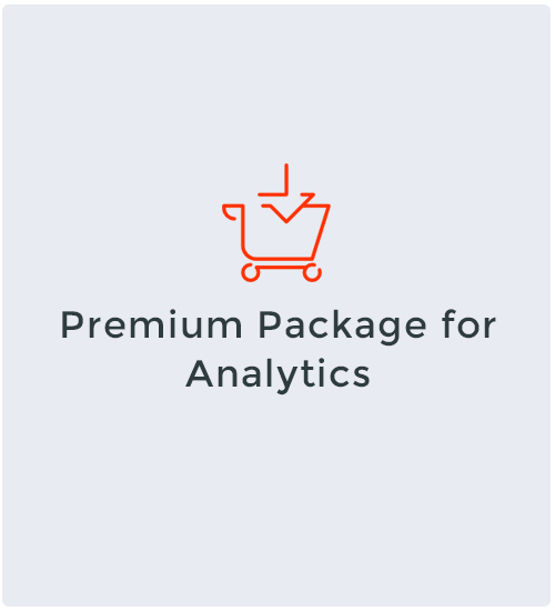 Premium Package for Analytics
