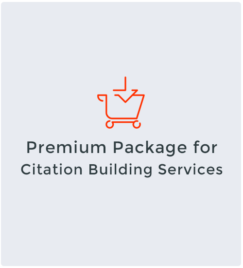 Premium Package for Citation Building Services