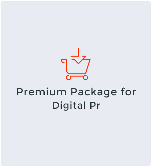 Premium Package for Digital Pr