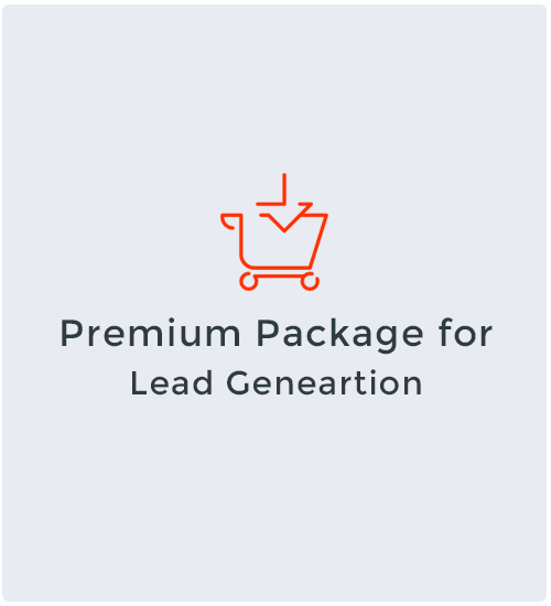 Premium Package for Lead Geneartion
