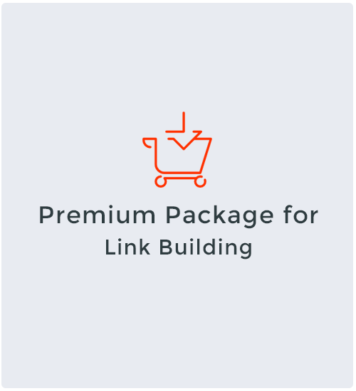 Premium Package for Link Building