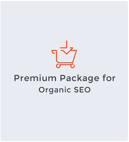 Premium Package for Organic SEO
