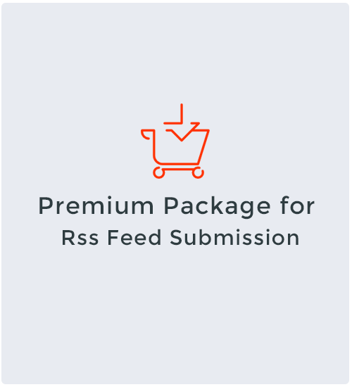 Premium Package for Rss Feed Submission