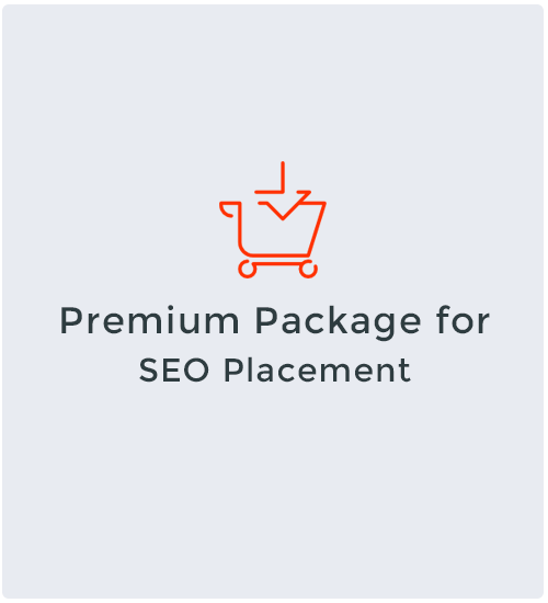 Premium Package for SEO Placement