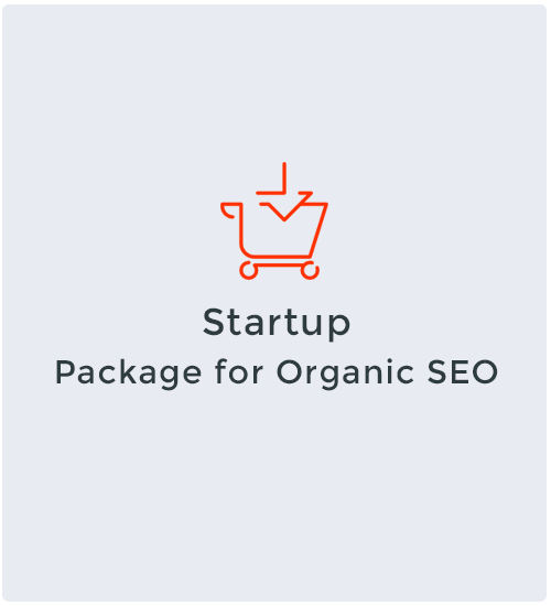 Startup Package for Organic SEO