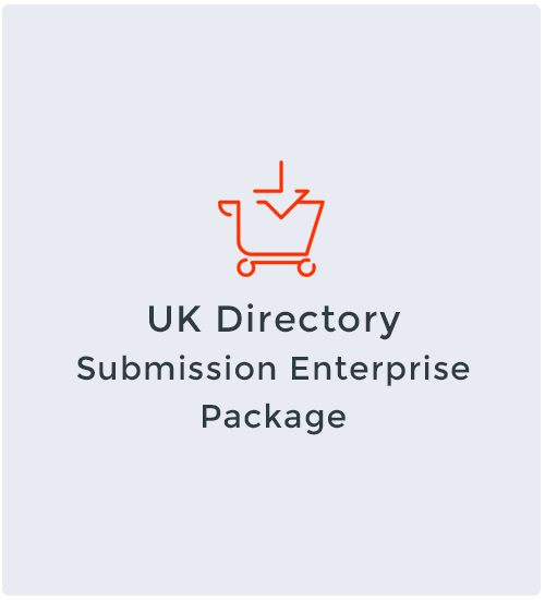 UK Directory Submission Enterprise Package